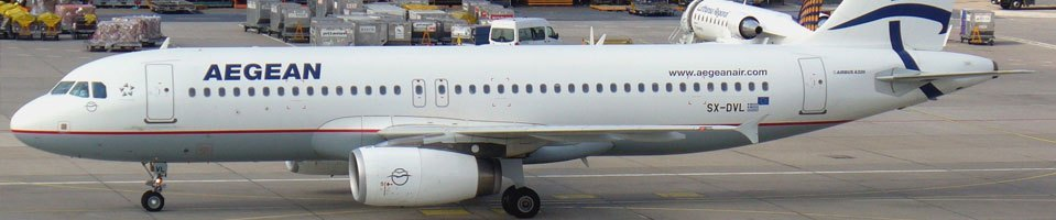 Aegean Airlines - Airbus A320-200